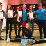 Sukcesy gołdapskich wokalistów