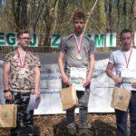 Jakub Boruciński zdobył I miejsce w kategorii M-G