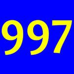 Po udanym pilotażu, numer alarmowy 997 będzie przeniesiony do CPR
