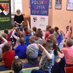 Cała Polska czyta dzieciom z Alicją Borową