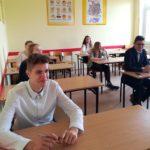 Dziś egzamin Gimnazjalny w SP5