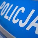 policja napis