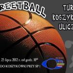 pilka streetball
