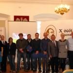 Nagrody poetyckie gołdapianina