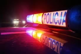 światła policyjne