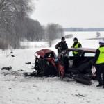 Wypadek Dąbrówka Polska 007