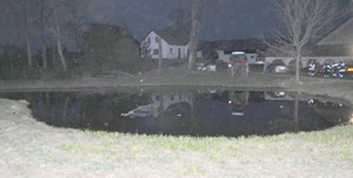 Wypadek w Kiekskiejmach