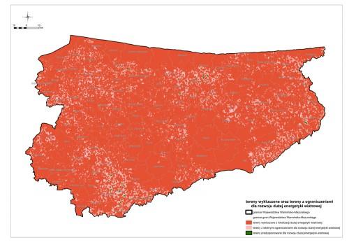 Mapa 10 Mapa wynikowa