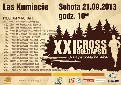 plakat cross 1A