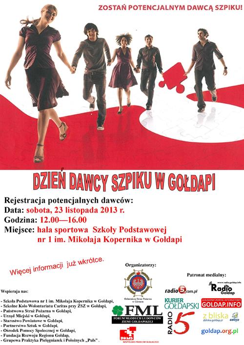 Plakat wstępny