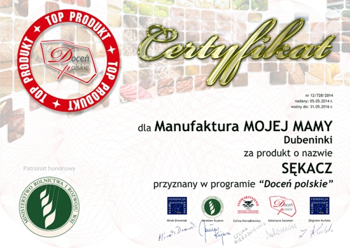 Certyfikat Doce polskie_Skacz
