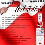 plakat sztafeta2014