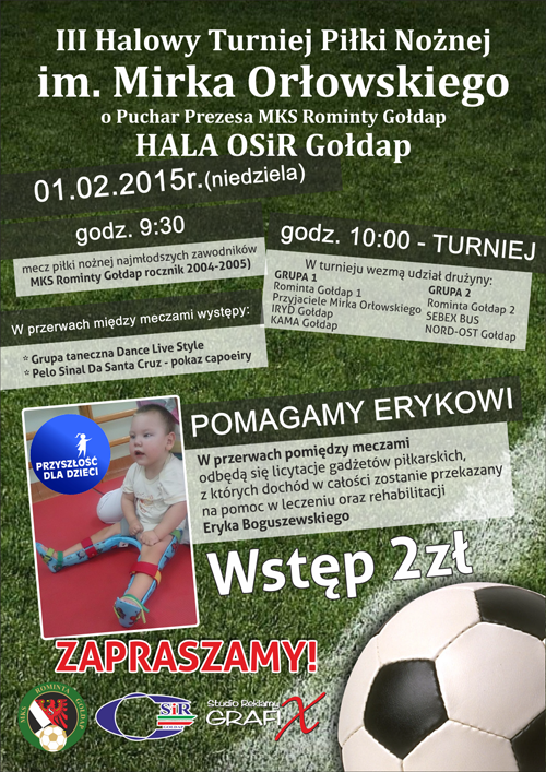 turniej mirka orłowskiego 2015