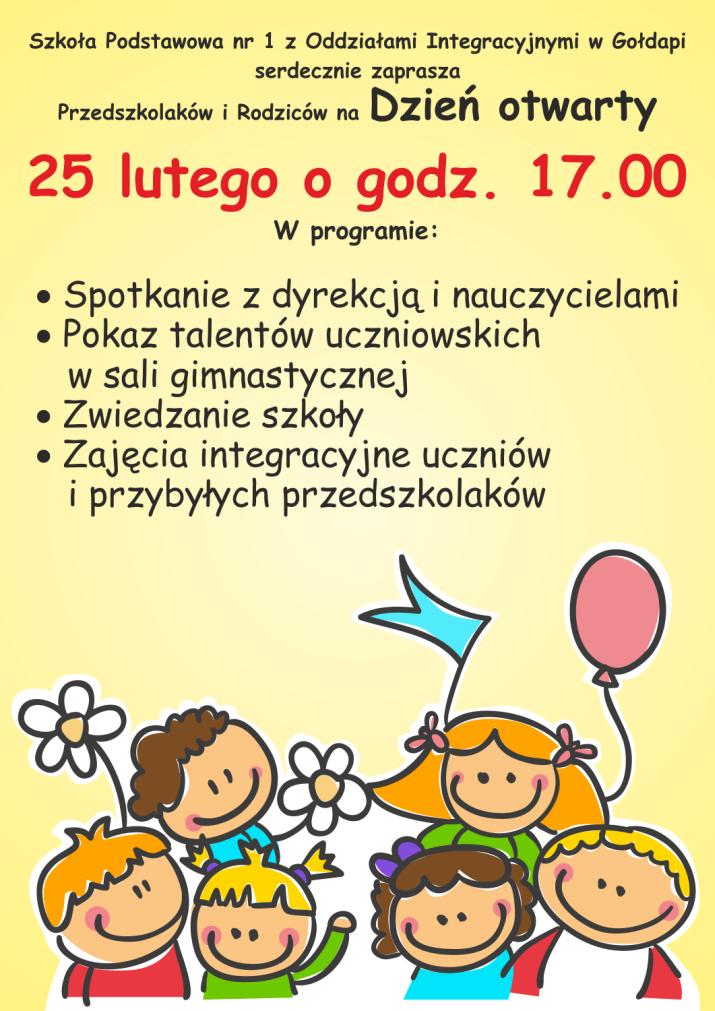 Zaproszenie Gołdap Goldaporgpl