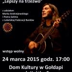 Plakat Gołdap