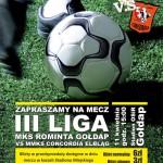 plakat rominta III liga Concordia Elbląg
