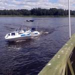 służba na wodzie