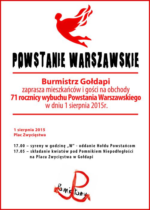 POWST WARSZAWSKIE 15