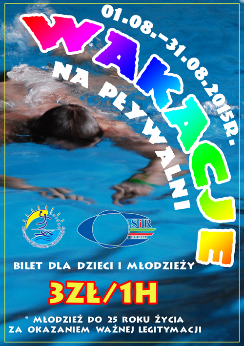 Plakat basen 2