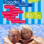 dzień babci i dziadka na pływalni 2016