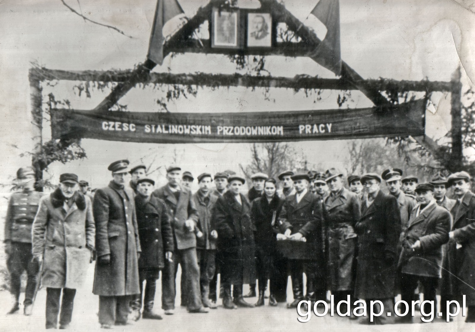 Gołdap do 1953