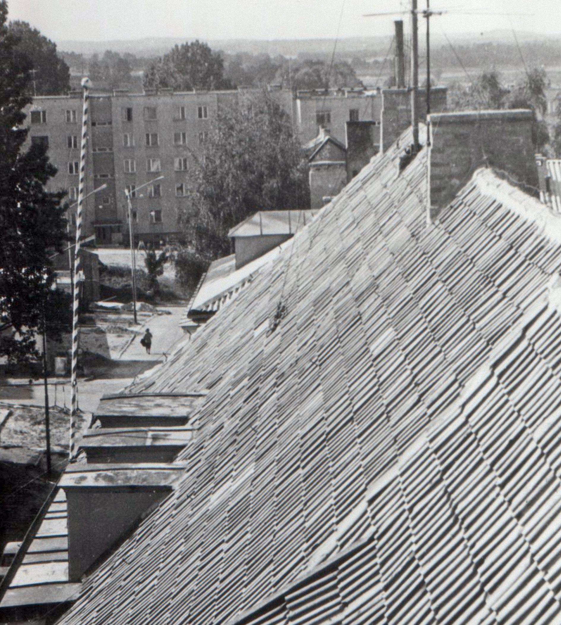 Gołdap widok z dachu 45