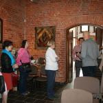Wystawa cieszy się zainteresowaniem zwiedzających _1