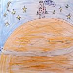Kosmo atak, Martyna Tylendakl.III c, Miejsce 3