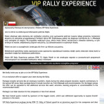VIP-Rally-Experience