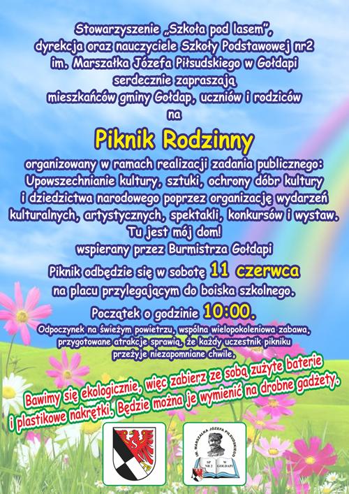 plakat SP 2 piknik rodzinny (1)
