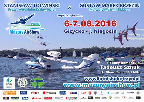 MAS 2016 - plakat