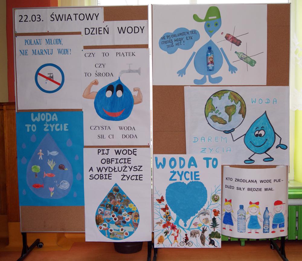 Obchodziliśmy światowy Dzień Wody Gołdap Goldaporgpl