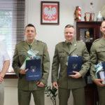 Ze Starostwa: Starosta pogratulował osiągnięć w Mistrzostwach Polski Służb Mundurowych w Kickboxingu