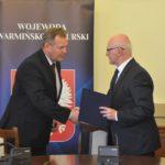 Ze Starostwa: Ponad 100 tysięcy dla powiatu gołdapskiego