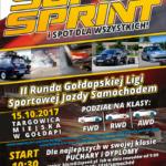 W najbliższą niedzielę na targowicy Super Sprint Go Gołdap!