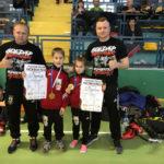 Husaria Gołdap zdobywa 7 medali w Pucharze Polski