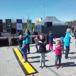 Ze Starostwa: Niebieski Start w Gołdapi