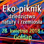 """Zapraszamy na """"Eko – piknik – dziedzictwo natury i rzemiosła"""""""