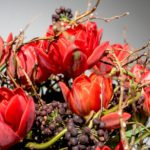 Kompozycje ze kwiatów sztucznych