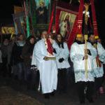 Przebieg liturgii Wigilii Paschalnej w Parafii Narodzenia NMP w Żabinie – krok po kroku