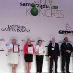 Ze Starostwa: Skarbnik powiatu gołdapskiego wyróżniona na ogólnopolskim kongresie