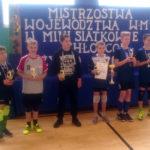 Pięć szkół walczyło o mistrzostwo województwa w Giżycku. Srebrne medale siatkarzy SP 3 Gołdap