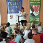 Cała Polska Czyta Dzieciom – Agnieszka Stańczak