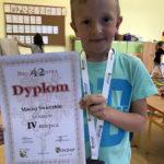 Zwycięzcy Biegów Zwycięstwa ze Szkoły Podstawowej nr 5