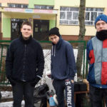 Zbiórka elektrośmieci w Gimnazjum w Dubeninkach