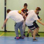 II Szkolny Turniej Piłki Nożnej w Boćwince