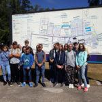 Naukę w szkole w Grabowie zakończyli wycieczką do Krynicy Morskiej