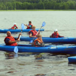 Przyjaciele Przyrody z 1a SP2 informują: To był super ekologiczny wodny patrol…