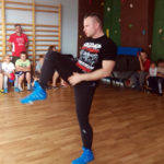Trening z mistrzem świata w Galwieciach