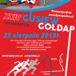 Półmaraton Gołdap-Gusiew – już w sobotę!